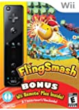 FlingSmash + Wii remote Plus incluse