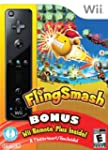 Fling Smash with Black Wii Remote Plus