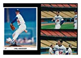 img - for Orel Hershiser : 3 original colour photographs book / textbook / text book