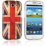 tinxi� TPU Silikon Schutzh�lle Samsung Galaxy S3 i9300 / S3 Neo i9301 Skin Galaxy S3 LTE I9305 Cover R�ckschale mit UK England Union Gro�britannien Flagge