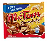 Mr Tom Chocolate and Peanut bar 200g