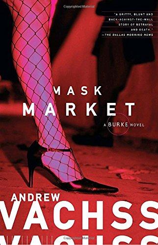 Mask Market (Burke, #16)
