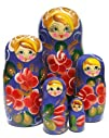 Lilia Nesting Dolls 5-pc 7H