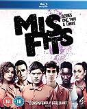 Image de Misfits - Saisons 1 à 3 [Blu-ray] [Import anglais] [Import anglais]