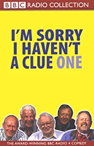 I'm Sorry I Haven't a Clue, Volume 1 Radio/TV Program