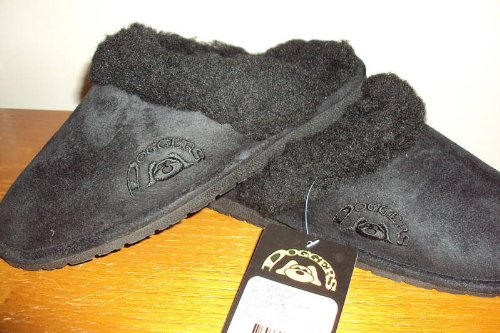 Cheap Doggers Women's Scuff (size 7/8) black (B008DYN16A)