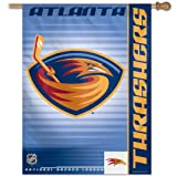 NHL Atlanta Thrashers 27-by-37 inch Vertical Flag