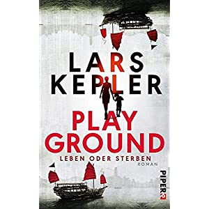 Playground - Leben oder Sterben: Roman