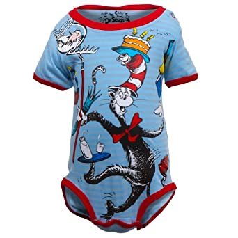 Amazon Dr Seuss Cat In The Hat Juggling Baby e