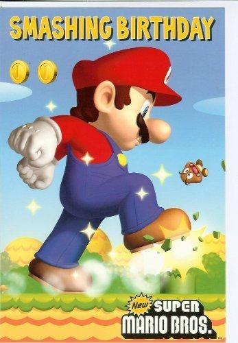 Imagen principal de Super Mario Bros:
