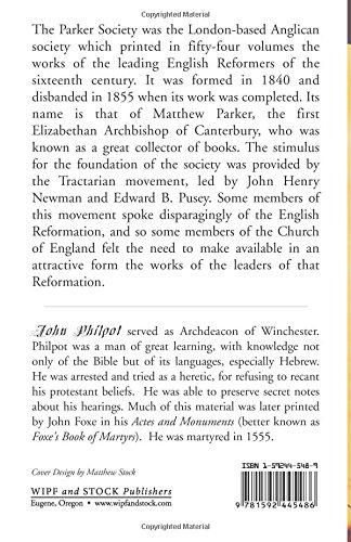 Examinations and Writings of John Philpot