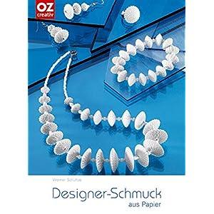 Designer-Schmuck aus Papier