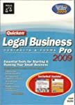 Nolo's Legal Business Pro 2009 Contra...