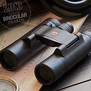Leica 10x25 BCR Ultravid, Compact Water Proof Roof Prism Binocular with 5.1 Angle of... by Leica