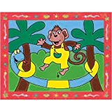 Paint by Number Junior Jungle Friends by Ravensburger