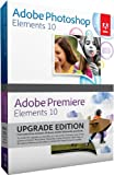 Adobe Photoshop Elements and Premiere Elements 10 Bundle, Upgrade version (PC/Mac) Picture