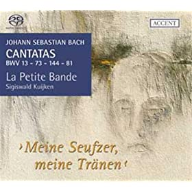 Bach: Cantates (Int�grale, volume 8)