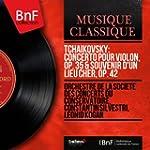 Concerto pour violon in D Major, Op....