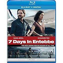7 Days in Entebbe [Blu-ray]
