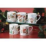 OZのクリマスマグカップ1個(クリスマス商品・雑貨・食器)