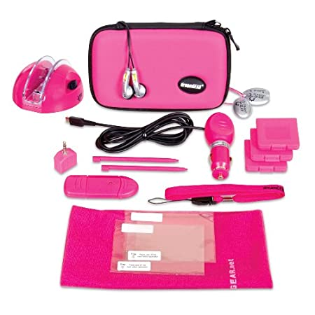 DSi-18-in-1 Starter Kit - Dark Pink