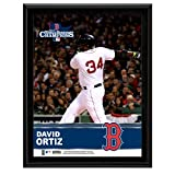 David Ortiz Boston Red Sox 2013 MLB World Series Champions 10'' x 13'' Sublimated Player Plaque