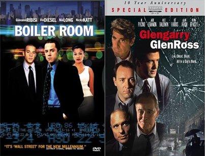 Glengarry Glen Ross (Special Edition) / Boiler Room (2 Pack) (Boiler Room Dvd compare prices)