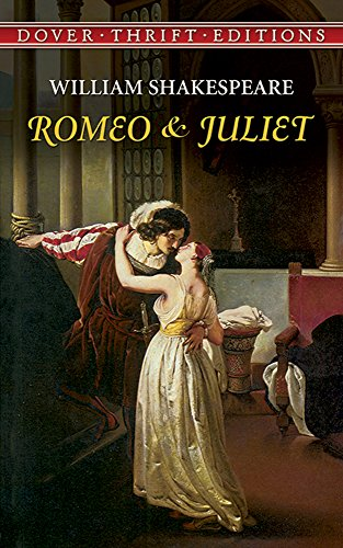 the use of imagery in the play romeo and juliet by william shakespeare Shakespeare also includes scenes from the story of pyramus and thisbe in the comically awful play-within-a-play put on by bottom and his friends in a midsummer night's dream—a play shakespeare wrote around the same time he was composing romeo and juliet.