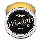 CanYouHandlebar Wisdom Beard Dry Oil, Woodsy