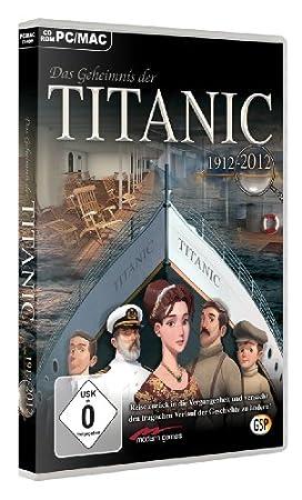 Das Geheimnis der Titanic (PC+MAC)