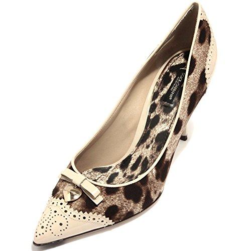 89372 decollete DOLCE&GABBANA D&G scarpa donna shoes women [39]