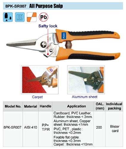 Proskit-8PK-SR007-All-Purpose-Snip-(200mm)