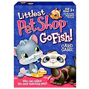 Hasbro Littlest Pet Shop Go Fish Card Game