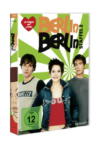 Berlin, Berlin - Staffel 2 [3 DVDs]