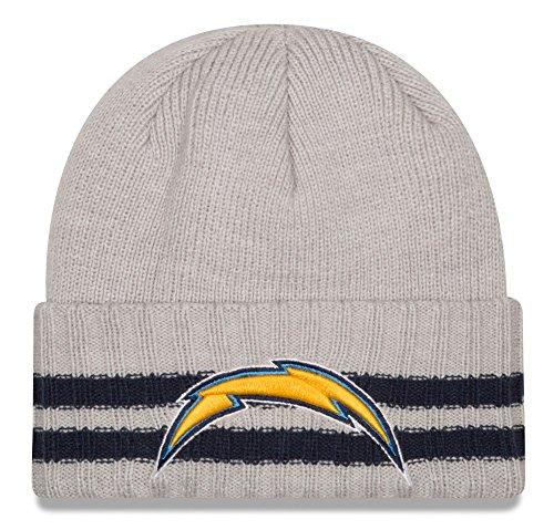 san-diego-chargers-new-era-nfl-2-striped-cuff-cuffed-knit-hat