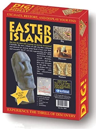 Dig! Discover Easter Island