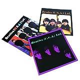 The Beatles US 1964 Replica Memorabilia Box Set: Concert Programs Tickets Buttons