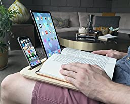 Tab LapDesk - The Best LapDesk for Tablets and Smart Phones (Desk Space)