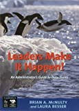 img - for Leaders Make it Happen!: An Administrator?s Guide to Data Teams by HOUGHTON MIFFLIN HARCOURT (2014-01-03) book / textbook / text book