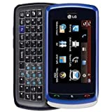 LG Xenon GR500 Unlocked Phone with QWERTY Keyboard, 2MP Camera, GPS and Touch Screen