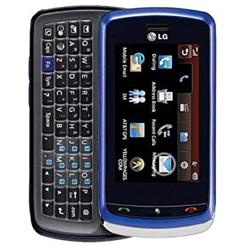 Set A Shopping Price Drop Alert For LG Xenon GR500 Unlocked Phone with QWERTY Keyboard, 2MP Camera, GPS and Touch Screen (Blue)