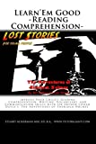 img - for Learn'Em Good -Reading Comprehension- The Adventures of Sherlock Holmes: Improve Your Child's Reading Comprehension, Writing, Vocabulary, and ... Doyle's 'The Adventures of Sherlock Holmes' book / textbook / text book