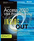 img - for Microsoft Access 2010 VBA Programming Inside Out by Andrew Couch (1-Aug-2011) Paperback book / textbook / text book