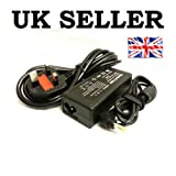 Laptop AC Adapter Charger for Toshiba Satellite Pro C660-2F8 C660-2F7 C660-2JD C660-2JE C660-2KJ C660-2CN C660-2JR C660-2DN C660-2JN + UK Lead Power Cord Cable Included