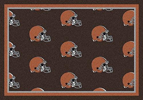 Cleveland Browns Milliken NFL Team Repeat Area Rug (10'9