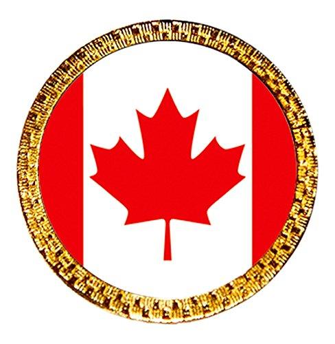 Gator Made Golf Canada Flag Golf Ball Marker (Canada Flag Ball compare prices)