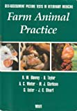 img - for Self Assessment Picture Tests in Veterinary Medicine: Farm Animal Practice, 1e book / textbook / text book