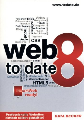 Software: Data Becker web to date 8 - Editores HTML