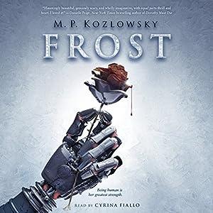 Frost   Livre audio