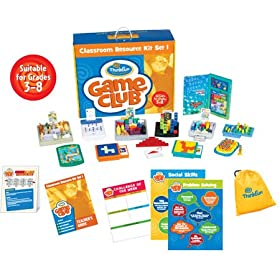 ThinkFun Classroom Resource Kit 1